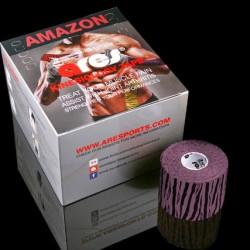 ARES Amazon Tape Box Zebra